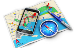 Using Your Phones GPS While Driving: Distracted Driving
